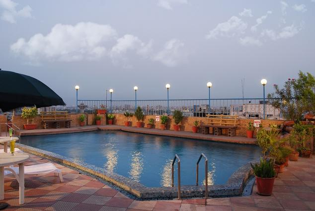 Lords Park Inn Hotel In Surat Indian Holiday