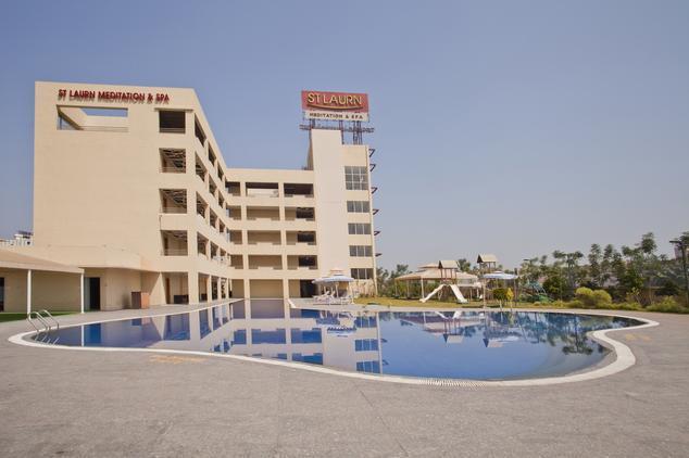 b3602096408 St. Laurn Meditation & Spa Hotel, Shirdi | Hotels in Shirdi