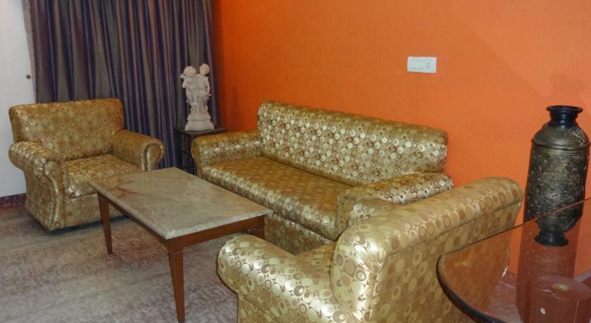 Guest Room in Hotel Grand Heritage Narmada Jacksons, Jabalpur