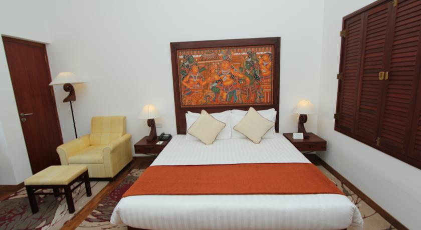 Suite in WelcomHotel Raviz Ashtamudi, Kollam