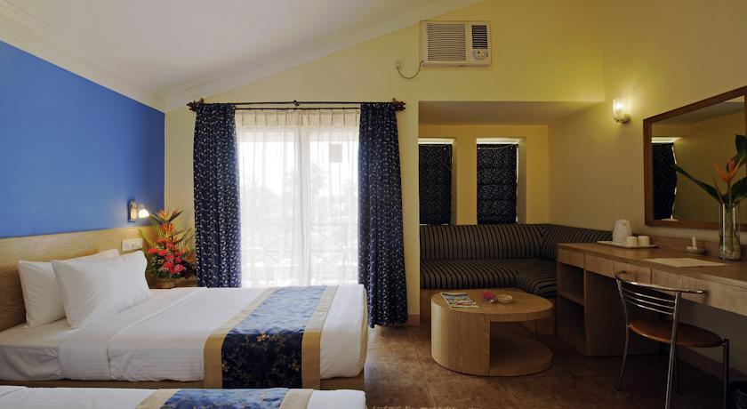 Family Room in in Whispering Palms Beach Resort