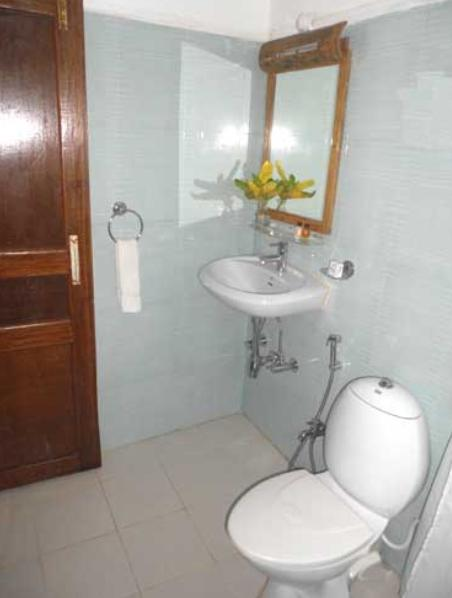 Bathroom in Wild Orchid, Havelock Island