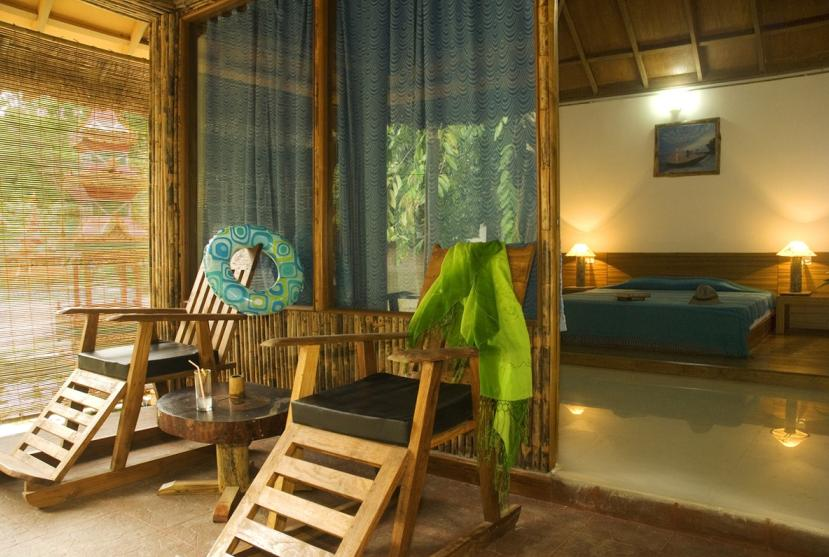 Suite in Wild Orchid, Havelock Island