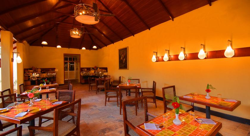 Dining in Windflower Resort And Spa Bandipur