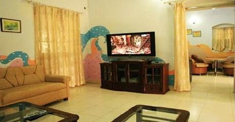 Room2 in Woodland Resort Pachmarhi