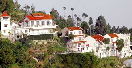 Woodsvilla Resort, Ranikhet