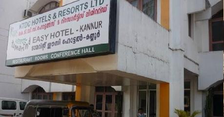 Hotel in KTDC Yatri Nivas