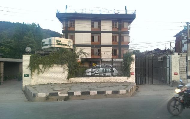 Hotel Zabarvan Srinagar