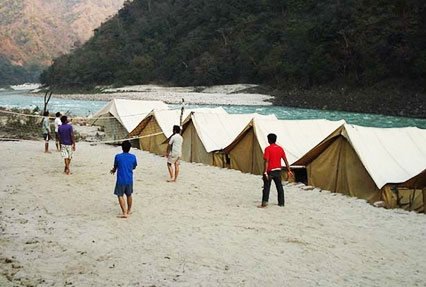 Shivpuri Camp