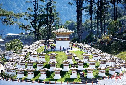 Dochula Pass Thimphu