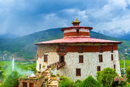 Kyichu Lhakhang monastery