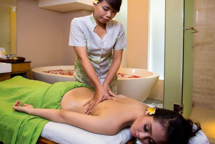 Balinese Massage at Bali Orchid Spa