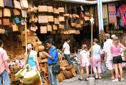 ubud art market Bali