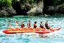 nusa lembongan banana boat