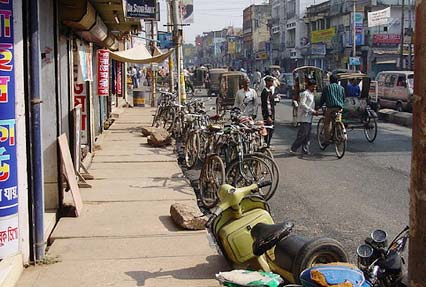 local bazaars of Agartala