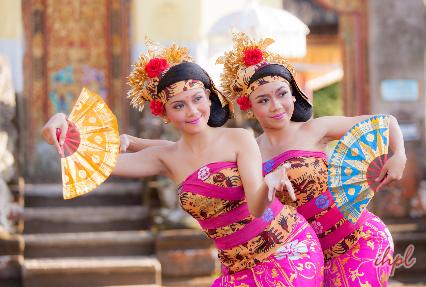 Bali cultural dance