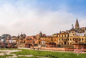 Ganga Aarti in Allahabad