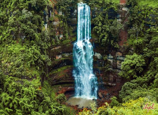 Vangtawng falls, Mizoram