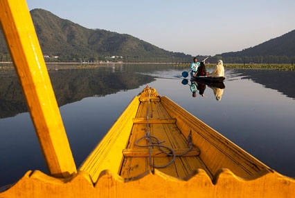 Shikara Ride Srinagar