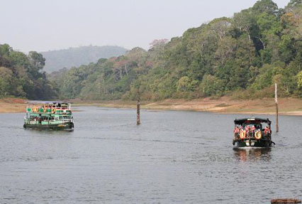Periyar Lake Kerala