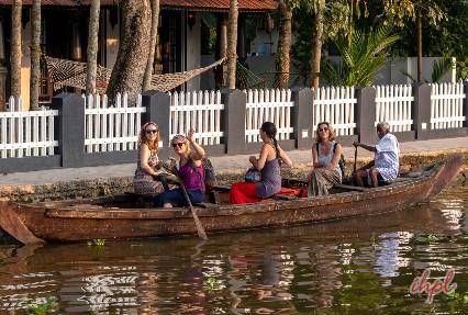 Kavanar River Kerala