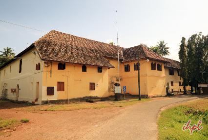fort kochi dutch palace
