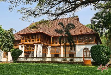 Bolgatty Palace in Kerala