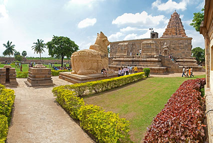 Popular temples of South India