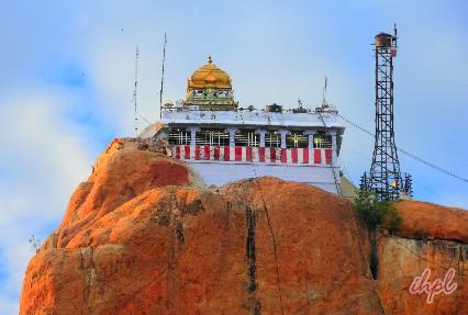 Rock Fort Temple, Mahabalipuram
