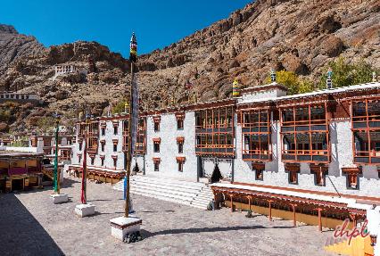 Samstangling Monastery, Ladakh