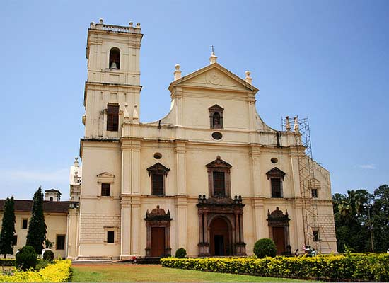 Se Cathedral Church in Goa