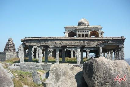 Gingee Fort, Vijayanagar