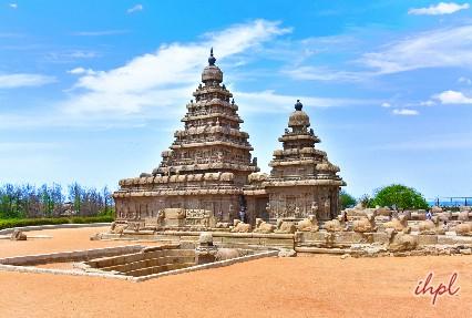 Monolithic Temples, Mahabalipuram
