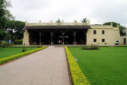 Tipu Sultan Summer Palace, Bangalore