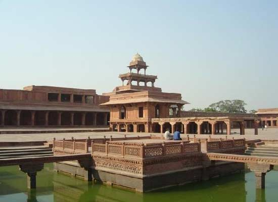 Fatehpur Sikri - UNESCO World Heritage Site in Agra