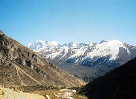 Chopta Valley in Sikkim