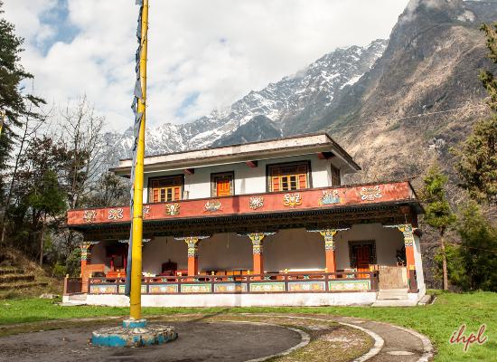 Lachen Monastery, Sikkim