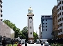 100 years old clock tower in Colombo