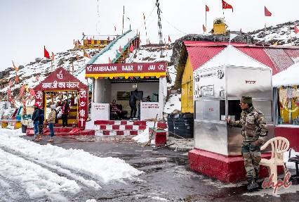 Baba Mandir Gangtok