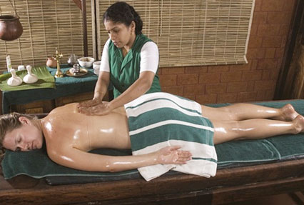 Ayurveda therapies in Kerala