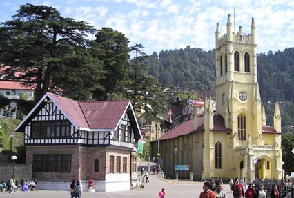 City Church Shimla