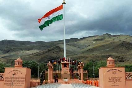 Vijay Memorial, Drass