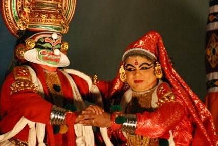 South Indian Dance