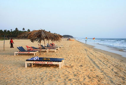 Popular Goa Beaches