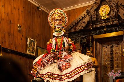 kathakali Performance in Kochi