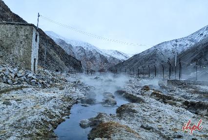 Hot Sulfur Springs Chumathang