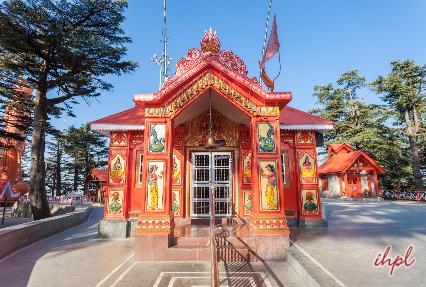 Jakhu temple, Shimla
