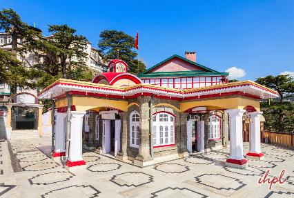 Kali Bari temple, Shimla