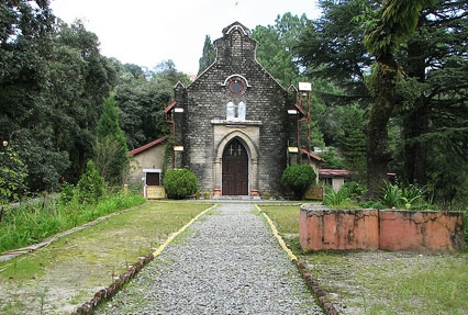 St.john church, Dharamsala