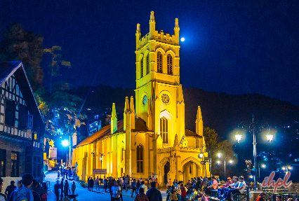 City Church, Shimla